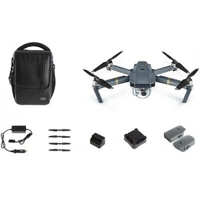 DJI Mavic Pro Drone Fly More Combo Pack NEW
