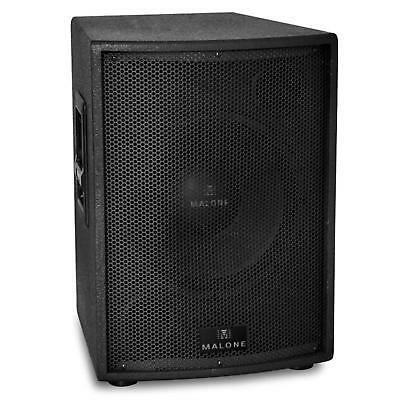 """12"""" Subwooofer Pa Speaker 750W Rms Dj Disco Pro Stage Subwoofers Bass Sub"""