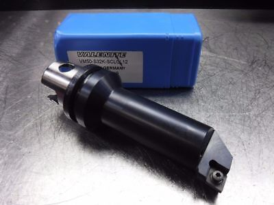 Valenite VM / KM50 Indexable Boring Bar VM50-S32K-SCLCL12 (LOC783B)