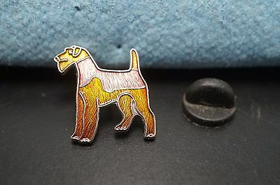 IRISH TERRIER Dog Metal Tie Tac Hat Pin