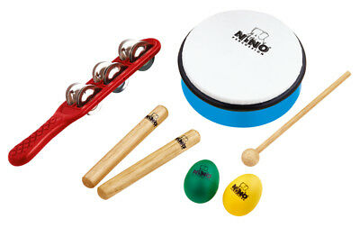 Meinl Nino Percussion Set 3 - NINOSET3