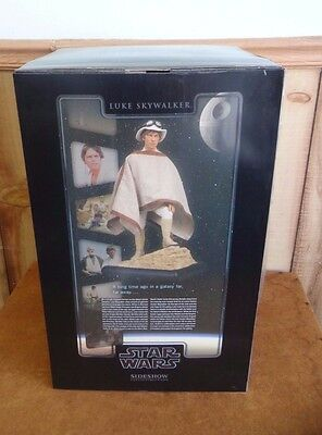 Star Wars Sideshow Luke Skywalker 1/4 Scale Sdcc Exclusive Figure #51 / 500
