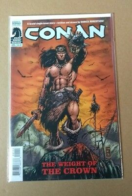 Conan The Cimmerian The Weight Of The Crown One Shot   **NEW & MINT**
