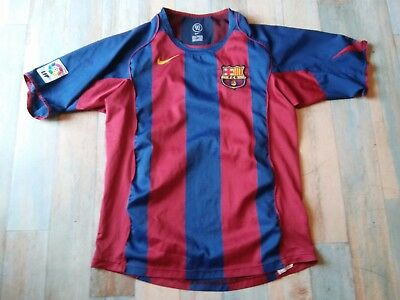 Maillot FOOT NIKE FCB BARCELONE LFP TAILLE/M/D5 TBE