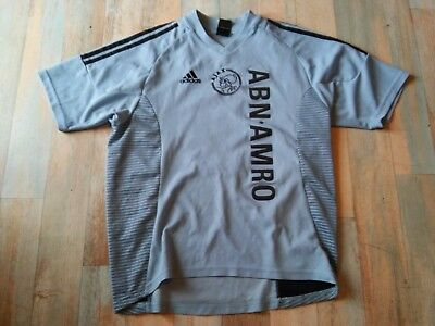 Maillot FOOT ADIDAS AJAX AMSTERDAM ABN AMRO N°5 DAVIDSON TAILLE/M/D5 TBE