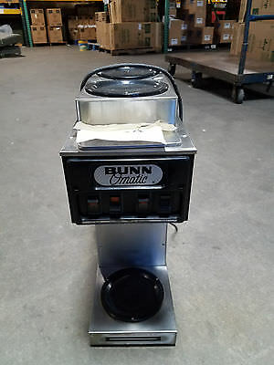 Bunn Coffee Maker CW Series - Commercial Brewer 3 Station