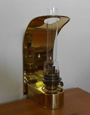 Vintage Oil/Paraffin Lamp