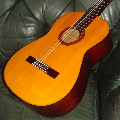 Fender FC-10 Vintage Konzertgitarre Classical Guitar Klassische Made in Korea
