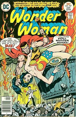 Wonder Woman #227. Dec 1976-Jan 1977. DC. VF+.