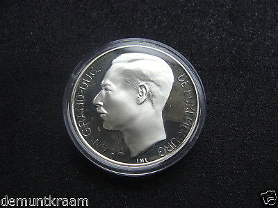 Luxemburg - 250 Francs 1994 Silber Be-Ne-Lux - Jean Grand-Duc - Pp