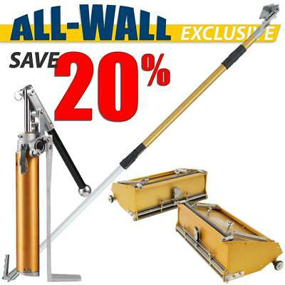 TapeTech Flat Box 10/12 Set w/Extender Handle & Pump – SAVE $281 – Limited Time!