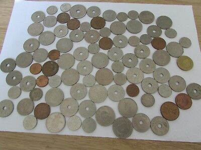 Denmark Coins Approx 90 Coins   Uk Delivery Only