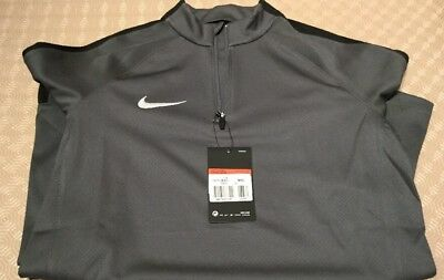 Nike Dri-Fit DRY Training Top 1/4 Zip Top Juniors Unisex Large