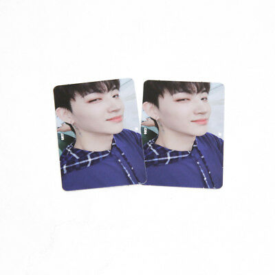 [GOT7]Official Photocard-JB/Selfie version/7 for 7/You Are/7for7