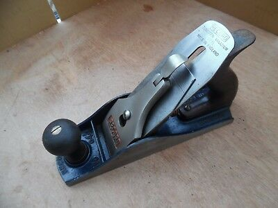 Record No 4 1/2 Smoothing Plane with Rosewood Handles