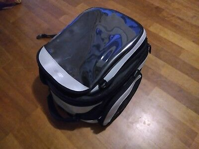 Bagster / Baglux expandable tank bag
