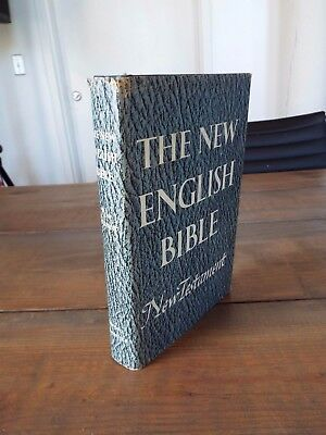 The New English Bible - New Testament - 1961