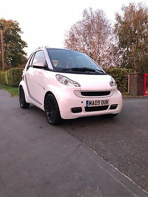 SMART FOURTWO 0.8 Diesel 2009 passion 90+MPG!!! V.CHEAP to run ZERO TAX ROAD