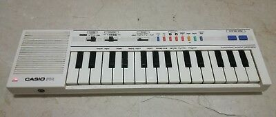 Piano Casio PT - 1