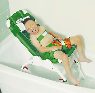 Drive Otter Bathing System with Tub Stand, OT3010, For Child up to 160 lbs.