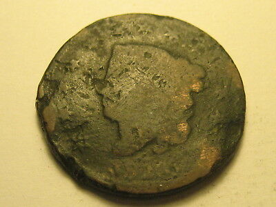 No Date Large Cent