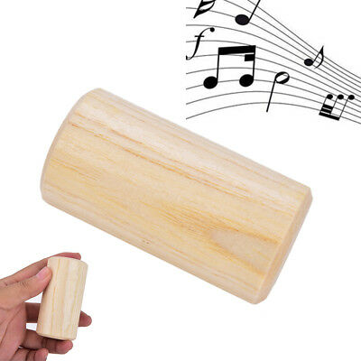 Cylindrical Shaker Rattle Rhythm Instrumen Percussion Musical Instrument new FW