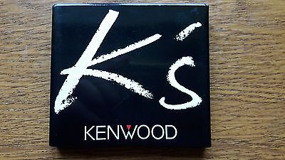 Kenwood K's,  the Holy grail of all MD blanks the Mystic MD , Mega rare!