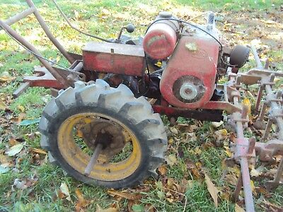 Barford Atom cultivator and attachments