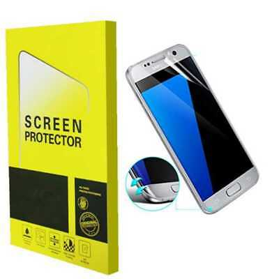Samsung Galaxy S7 Protection écran [3D Full Coverage], Protectify [2 Pack] Côte