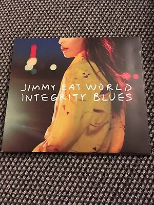 Jimmy Eat World - Integrity Blues (2016) - excellent condition
