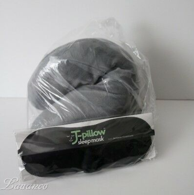 J Pillow & Sleep Mask Comfort Set Various Colour Genuine New Without Tags