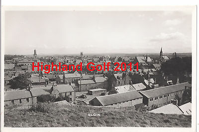 Elgin Postcard - Not Posted