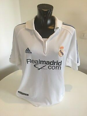 Maillot Réal Madrid Zidane N'5 Taille M