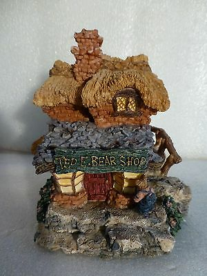 "Boyd'S Bearly-Built Villages ©2000 ""Ted E. Bear Shop"" #1, Style 19001"
