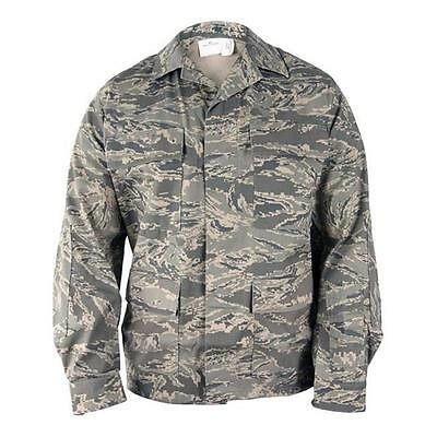 2831c3cfc15 NWT s GENUINE US AIR FORCE ABU ALL SIZES UTILITY COAT JACKET TIGER STRIPE  USAF