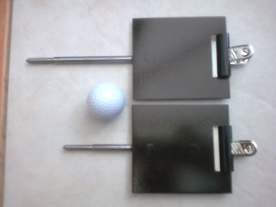 Golf ball, 3 Nearest The Pin & 2 longest drive Markers.