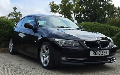 BMW 3 Series 320d SE 2dr 2010 (10) Coupe Manual - FULL History - MOT July 2018