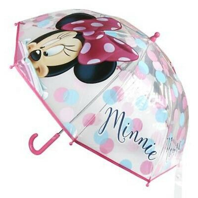 Kinder Regenschirm Kinderschirm Schirm Minnie Mouse