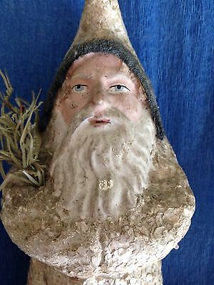 Antique 7 Inch Christmas Belsnickle