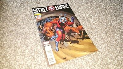 SECRET EMPIRE #10 of 10 JACK KIRBY'S 100th VARIANT (2017) MARVEL EVENT