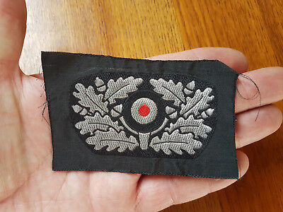 WWII German Panzer / Tanker's Cap Patch