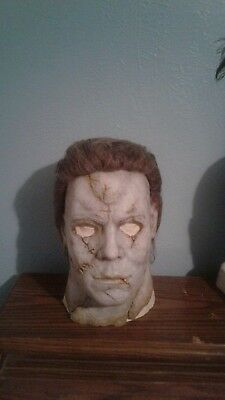 michael myers mask della torre the buried