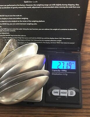 Sterling Silver Scrap Lot, 271.9 grams