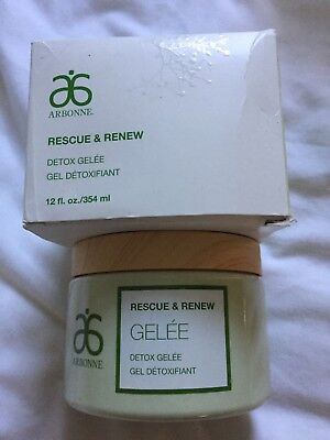 arbonne rescue and renew Gelee