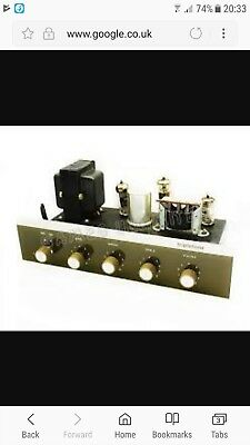 Tripletone convertible intergrated amplifier series 3