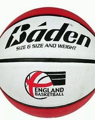 BRAND NEW SIZE 6 Baden England DX Basketball