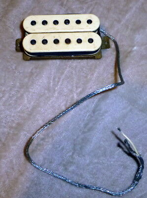 Vintage DiMarzio Super Distortion Guitar Pickup '72 One of The First Made 13.68K