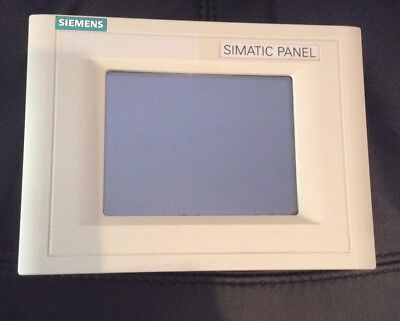 SIEMENS 6AV6 545 - OBC15 - 2AX0, TP 170 B Colour HMI UNIT