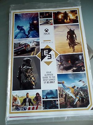 XBOX THE OFFICIAL MAGAZINE 2017/18 Upcoming Games (E3 Special)