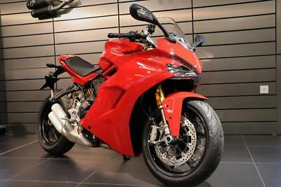Ducati Supersport S In Red, Brand New